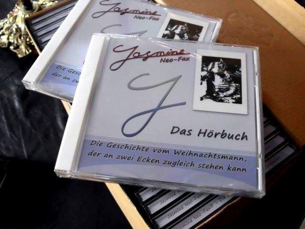 Geschenkpaket von Jasmine – Weihnachtsmann (Hörbuch)